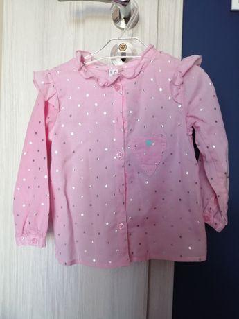 Koszula 51015 dziewczynka 92