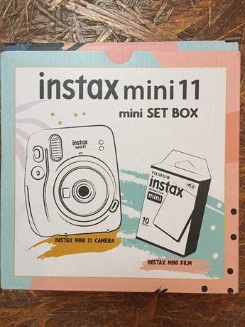 instax mini 11 niebieski (sky blue)