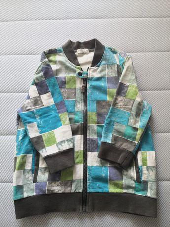 Młodzieżowa bluza z krótkim rękawem