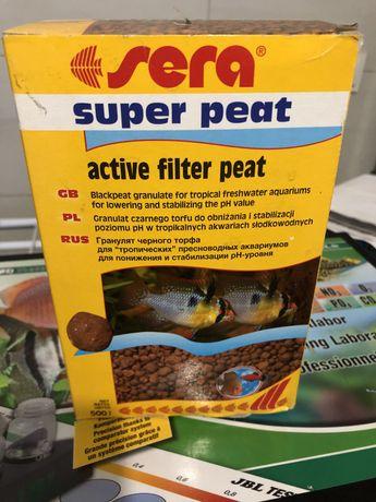 Wkład do filtra sera super peat wkład torfowy