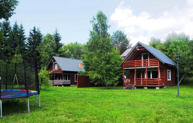 Kaszuby Domek domki pokoje kajaki Borsk. Wolne terminy we wrześniu