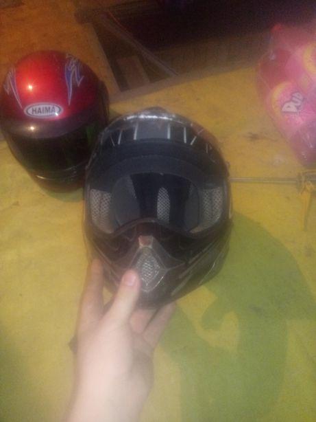 Sprzedam kaski motocyklowe