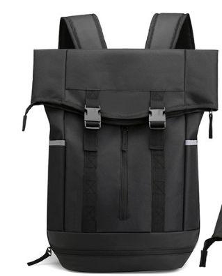 Рюкзак Rolltop 30L черный, городской