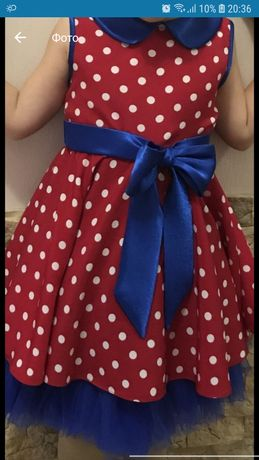 Платье ретро,стиляги 3-6 лет