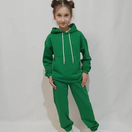 Детский спортивный костюм для девочки (рост 128-152)