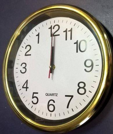 Anty Zegar Ścienny (Zegar Chodzący do Tyłu)
