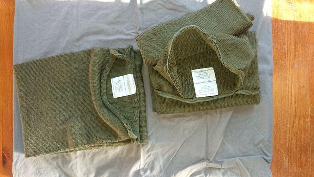 Szal, szalik, chusta US ARMY olive, zielona