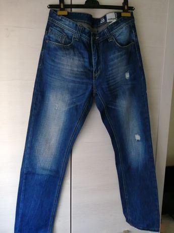 Spodnie jeans Medicine