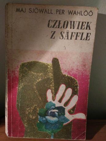 Człowiek z Saffle M. Sjowall, P.Wahloo