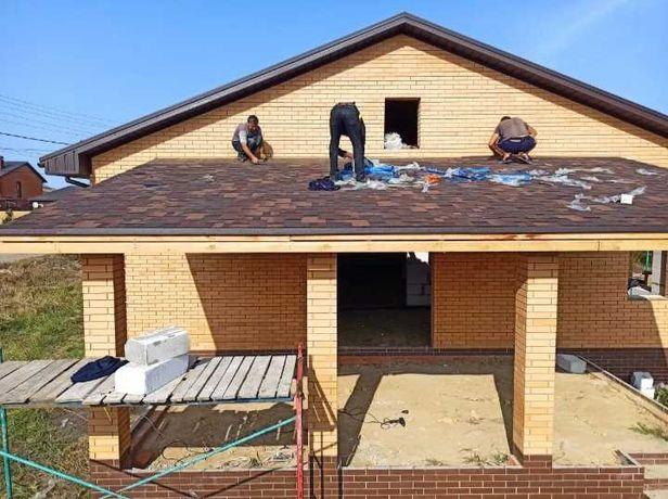 Строительство и реконструкция домов,котеджей.     Отделочные работы