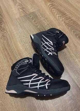 Трекінгові черевики / ботинки crivit водонепроникні дівчинки
