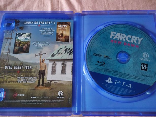 Far cry new dawn,mad max,игры ps4
