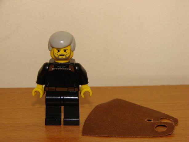 Figurki Lego Emperor Palpatine 7166 Count Dooku 7103