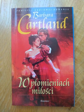W płomieniach miłości - powieści królowej romansu