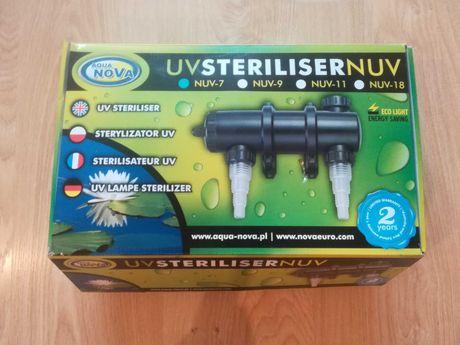 Sterylizator UV-C do oczka wodnego o mocy 7W