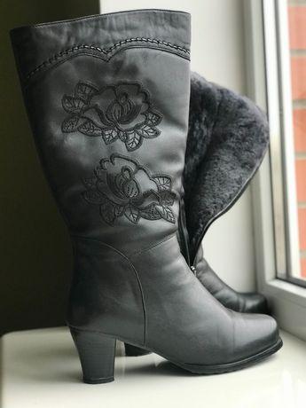 Зимові  жіночі чоботи Baden