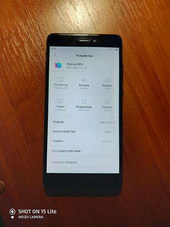 Xiaomi Redmi note 4x; 3/32