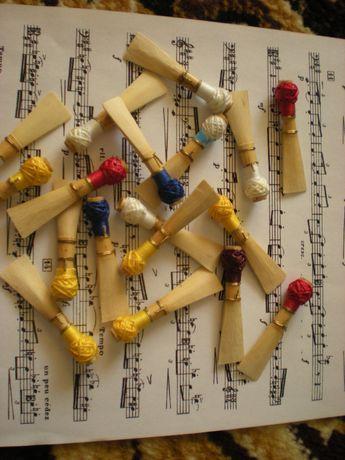 Fagot - stroiki do fagotu, stroiki fagotowe