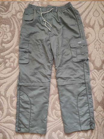 Męskie spodnie regulowane