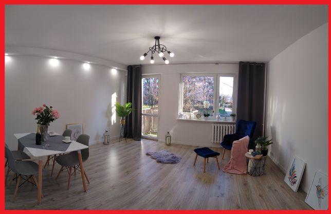 Mieszkanie 3 pokoje, gotowe do zamieszkania, 1 piętro 64,2m2