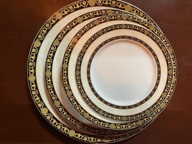 Zastawa komplet Wałbrzych porcelana