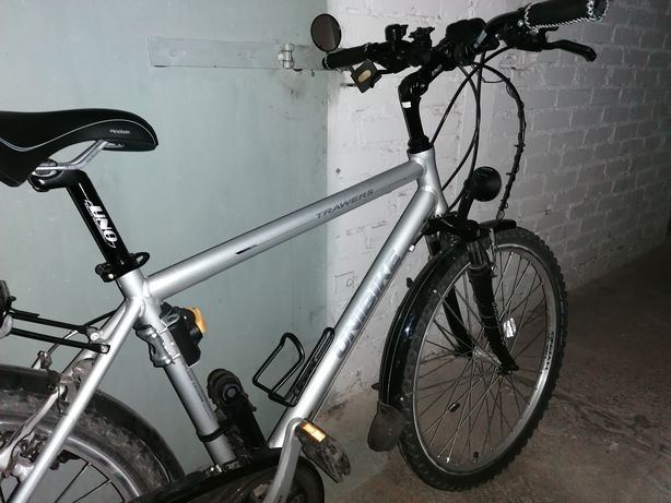 Unibike Trawers, rower trekingowy stan bdb