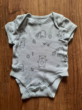 Body niemowlęce rozmiar 62 sinsay
