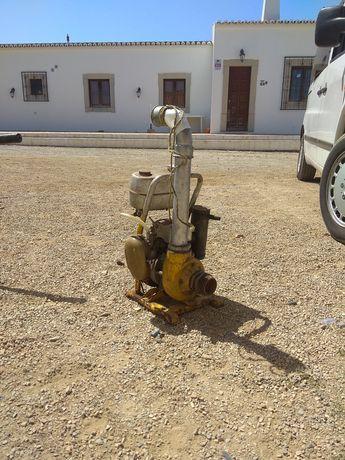 Motor de puxar água - Rega