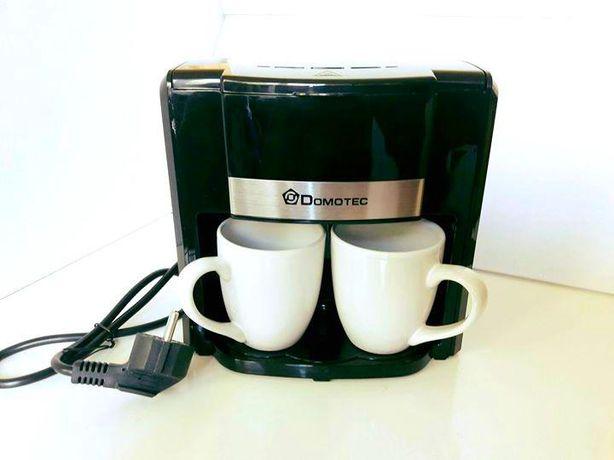 Электро Кофеварка на 2 Чашки Капельная Электрическая
