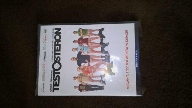 testosteron VCD nowy w folii