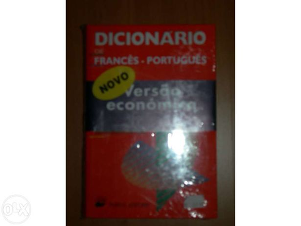 Vendo Dicionário de Francês/Português