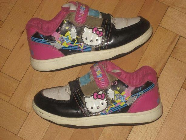 Туфли кроссовки Hello Kitty стелька 18, 5см