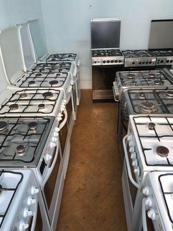 Газові, електро, індукційні плити б/в з ЄС. Робочі. Гарантія. Доставка