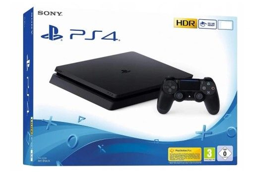 PS4 SLIM 500gb OKAZJA HDR Sklep Gwarancja 2116a Pad