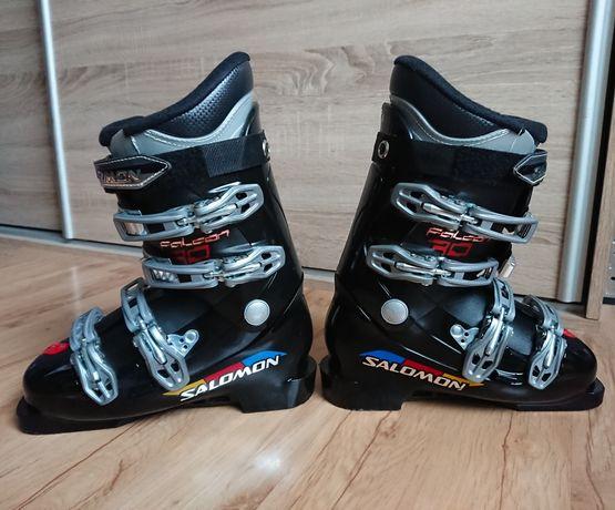 Buty narciarskie SALOMON Energyzer 70 wkładka 23.0-23.5cm jak NOWE