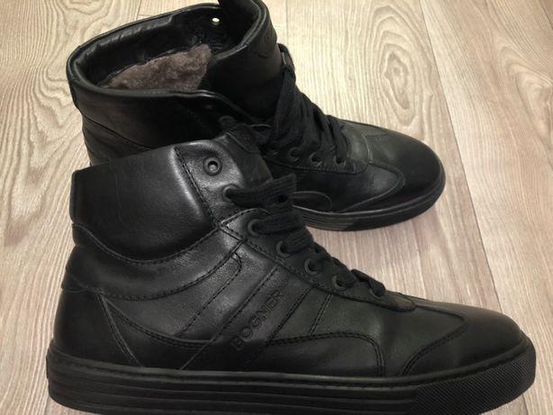 Bogner зимние мужские ботинки 42-р