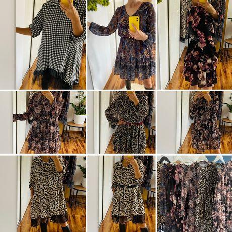 Sukienki do botków, kozaków, workerów HIT