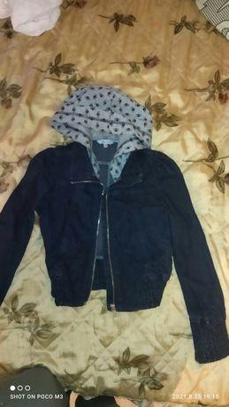 Куртка, косуха джинсова