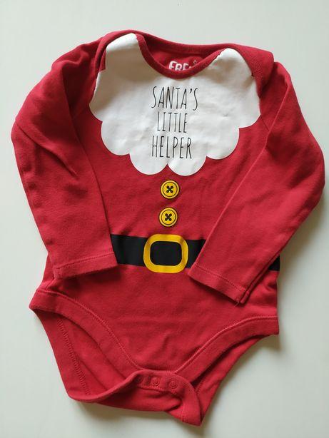 Body świąteczne Mikołaj