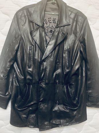 Куртка кожанная , мужская