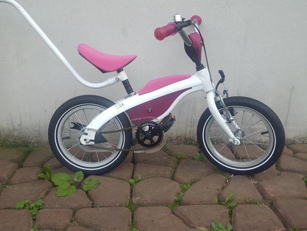Rowerek kidsbike BMW 2w1 biegowy