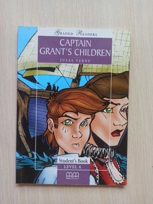Captain Grant's Children Jules Verne книга англійською Киев - изображение 1