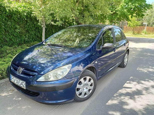 Peugeot 307 1.6 benz. + LPG