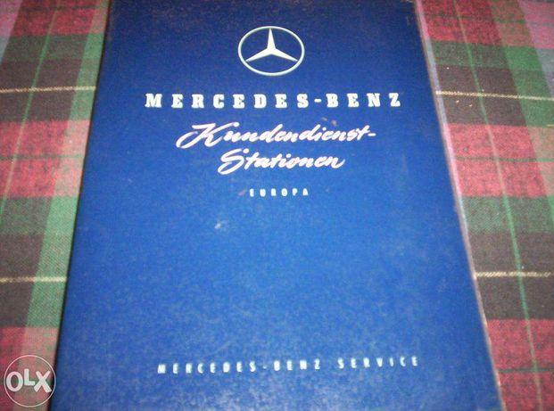 Mercedes-Benz - Concessionários oficiais