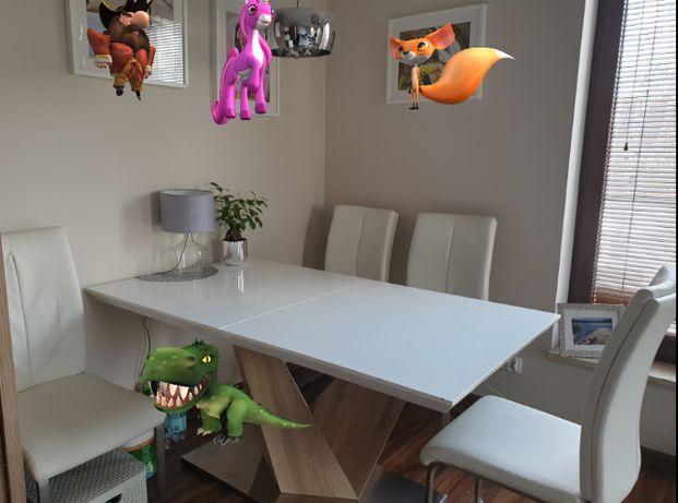 Stół jadalny rozkładany 160(220)x90