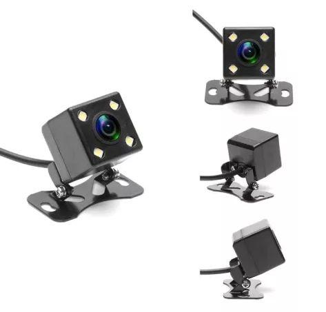 Универсальная камера заднего вида с подсветкой jack 4 pin 5 pin