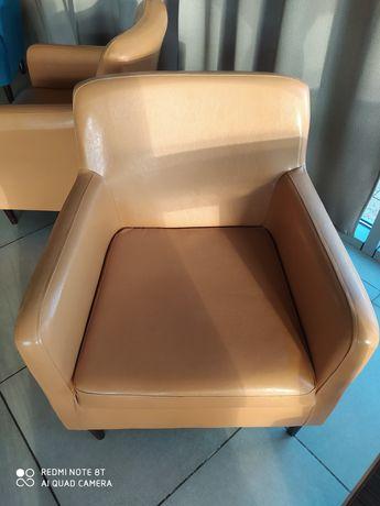 Fotele w idealnym stanie