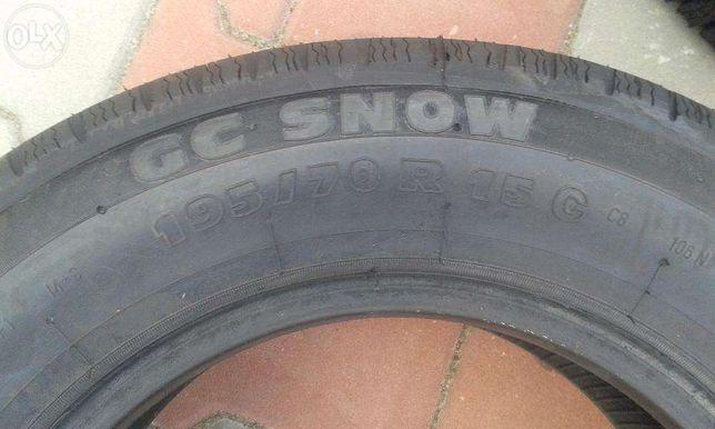 195.70r15c Gc Snow opona zimowa