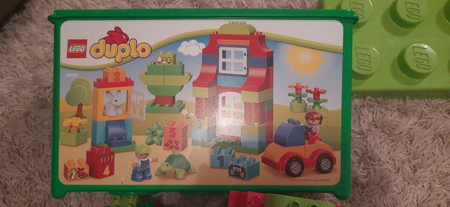 Lego duplo 10580 pudełko pelne zabawy