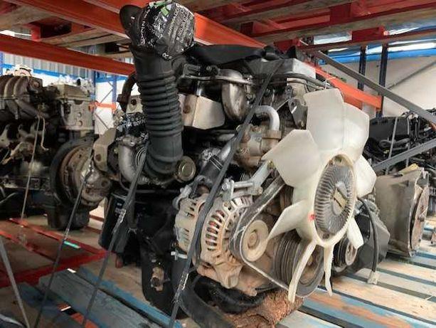 Motor 4M40 Mitsubishi Pajero (V20/V40) 2.8TD 125CV 92kW (1997)